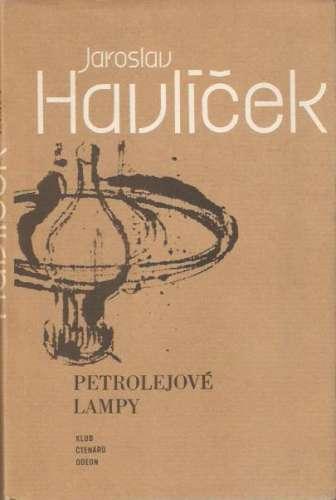 Výsledek obrázku pro Petrolejové lampy kniha