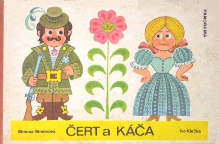 Simona Simonová  Čert a Káča - Levné knihkupectví - prodej knih se ... a6036bf8d4