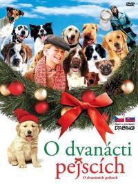 DVD - O dvanácti pejscích