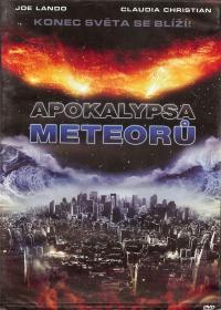DVD - Apokalypsa meteorů