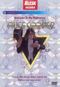 DVD - Alice Cooper -  Welcome To My Nightmare