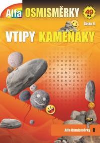Osmisměrky - Vtipy kameňáky
