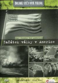 DVD - Začátek války v Americe