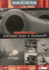 DVD - Zuřivost bojů v Tichomoří