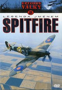 DVD - Legenda jménem Spitfire