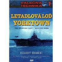 DVD - Letadlová loď Yorktown
