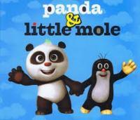Panda a Little Mole - leporelo