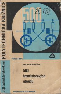 500 tranzistorových obvodů