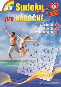 Sudoku pro náročné 1/2017