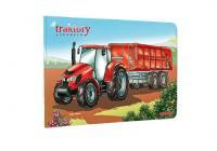 Traktory - leporelo