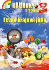 Křížovky s recepty - Levná krajová jídla