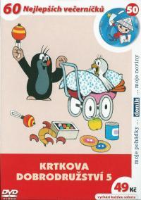 DVD-Krtkova dobrodružství 5