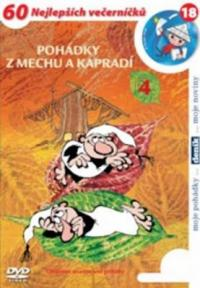 DVD-Pohádky z mechu a kapradí 4