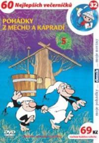DVD-Pohádky z mechu a kapradí 5