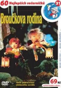 DVD-Broučkova rodina