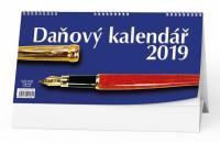 Kalendář 2019-Daňový - stolní týdenní