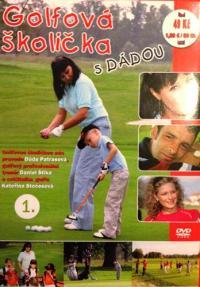 DVD-Golfová školička s Dádou