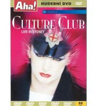 DVD-Culture Club - Live in Sydney