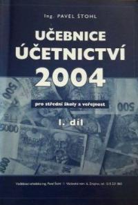 Učebnice účetnictví 2004 I. díl