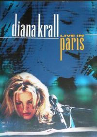 DVD-Diana Krall-Live i Paris