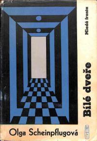 Bílé dveře