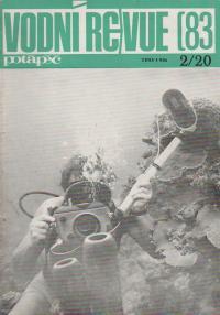Vodní revue potápěč - ročník 1983 č. 2-6
