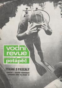 Vodní revue potápěč - ročník 1986 č. 1-4, 6