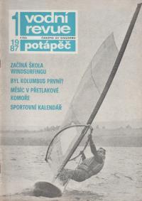 Vodní revue potápěč - ročník 1987 č. 1-6