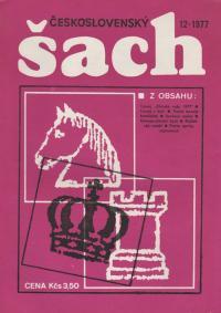 Československý šach 1977 - č. 11, 12