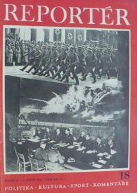 Reportér 1969 - č. 10, 18