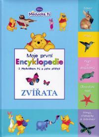 Moje první encyklopedie s Medvídkem Pú a jeho přáteli-Zvířata