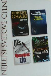 Nejlepší světové čtení-Ochránce, Tanec v přítmí, Opravdové zlo, Čarovná zahrada
