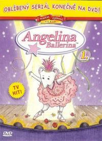 DVD-Angelina Ballerina 1.