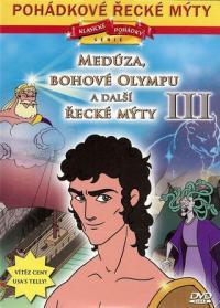 DVD-Medúza,bohové Olympu a Řecké mýtyIII