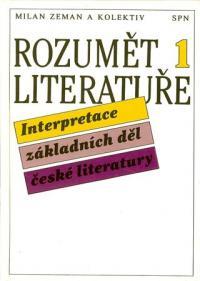 Rozumět literatuře 1